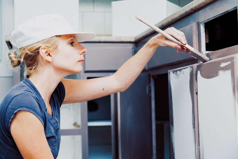 Professional Kitchen Painter